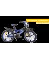 BICICLETA MONARK ARO20 BMX PRETO/AZUL